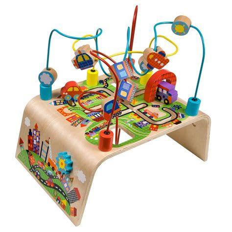 bead maze busy bead maze toddler activity center race around