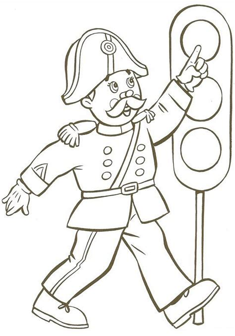 coloring page noddy coloring pages 21