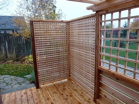 deck privacy screen how to find an ideal one for extra