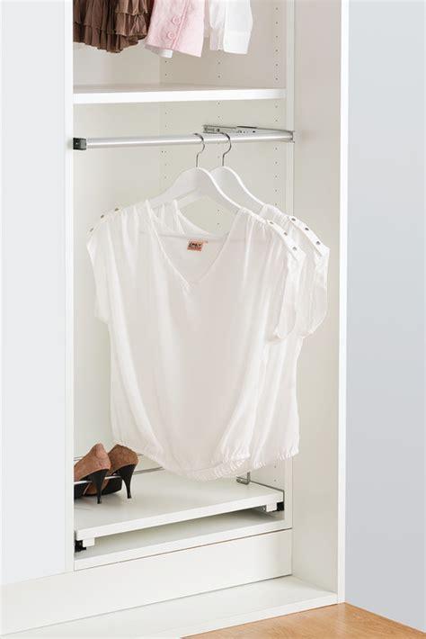 kleiderstange ausziehbar schrank sch 246 n kleiderstange ausziehbar schrank galerie die