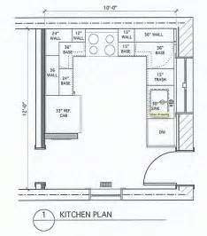 Kitchen Floor Plan Ideas by Small U Shaped Kitchen With Island And Table Combined