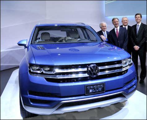 Volkswagen 7 Passenger Suv by Seven Passenger Volkswagen Suv Release Date
