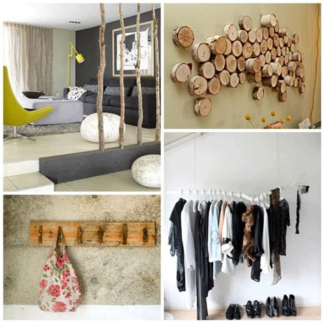 Creative Decor | creative decor ideas using driftwood branches or reclaimed