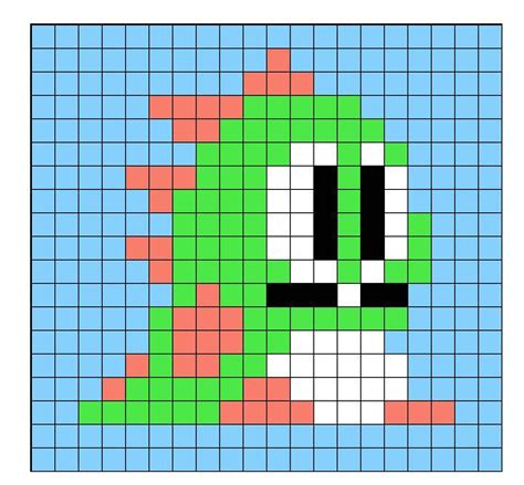 pattern game download 17 best images about bubble bobble on pinterest perler
