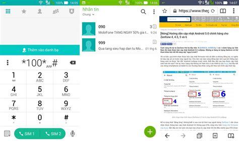 android lollipop review zenfone 2014 nhận được g 236 từ bản cập nhật android lollipop