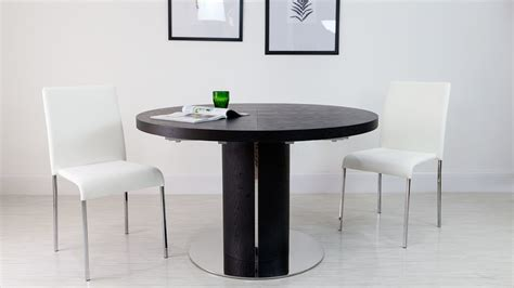 Black Ash Dining Table And Chairs Modern Black Ash Extending Table And Chairs Black Faux Leather Chairs