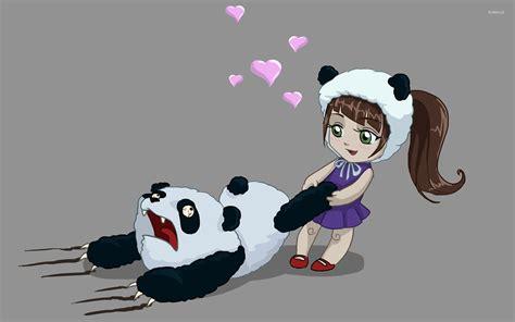 panda love wallpaper gallery