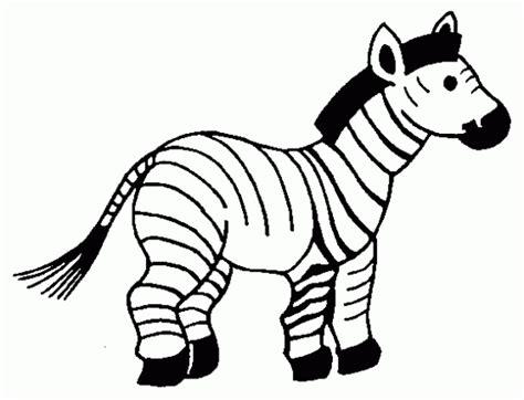 dibujos infantiles cebra la chachipedia dibujos de cebras para colorear
