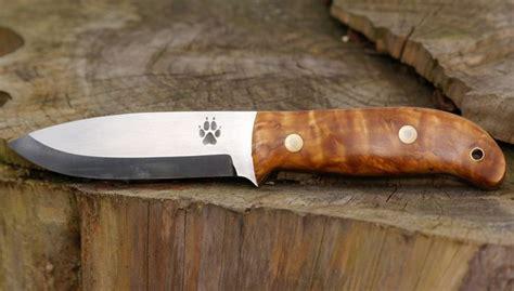 timberwolf bushcraft knife the timberwolf bushcraft knife curly birch