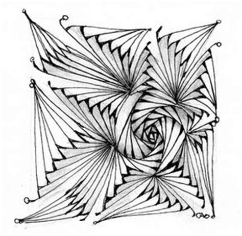 zentangle pattern gust 87 best images about zentangles on pinterest easy