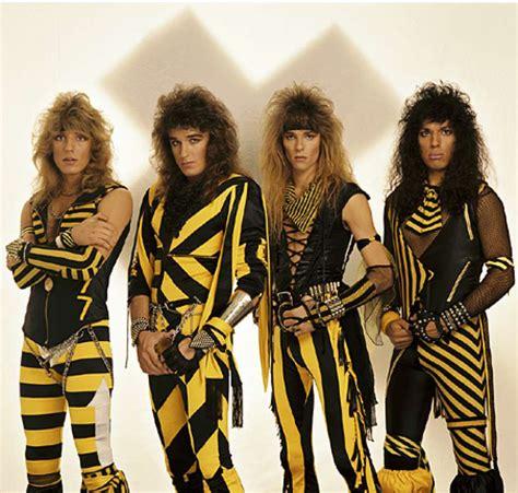 metal hair no ted is not stryper s lead singer michael sweet