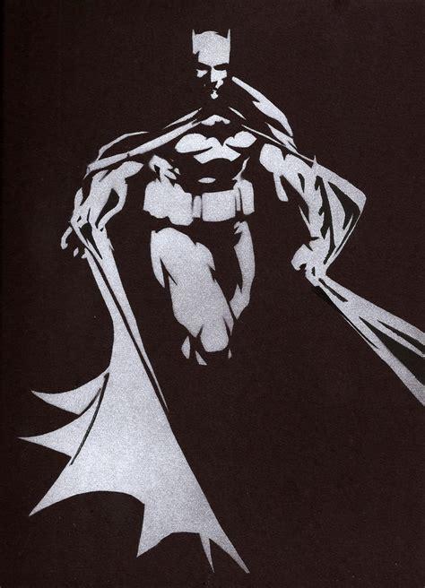 stencil pattern artists batman stencil by theraineydaze on deviantart