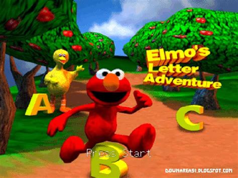 emuparadise letters elmo s letter adventure n64 download game ps1 psp roms