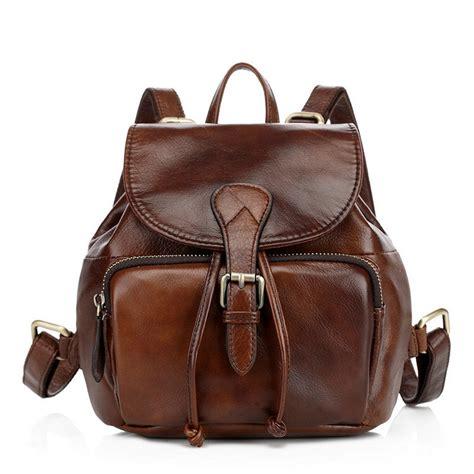 mochilas mujer cuero mochilas peque 241 as mujer bzbolsos comprar bolsos