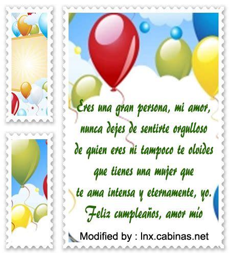 imagenes con mensajes de cumpleaños para el novio muy bonitos mensajes de cumplea 241 os para mi novio saludos