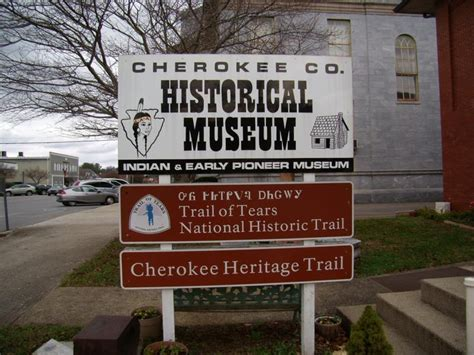 visit cherokee county nc murphy nc and andrews nc cherokee county nc historical museum visit
