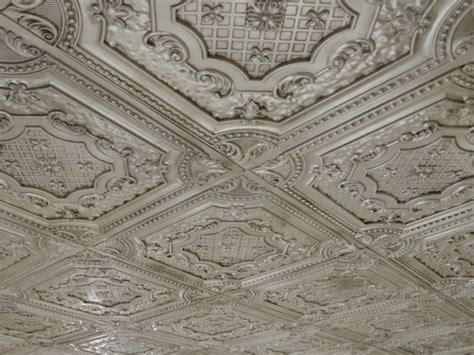 How To Put Up Tin Ceiling Tiles by Tin Ceiling Interior Design