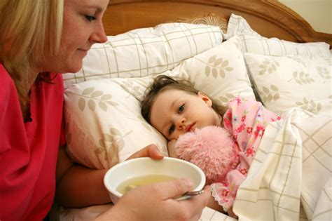 how to comfort a sick child foods drinks that soothe sick kids