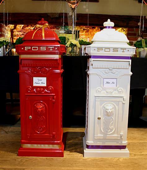 Wedding Post Box Verses by Wedding Post Box Wishing Well Foto 2017