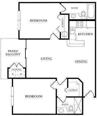 fau floor plan boca raton apartment fau rental br304 2 bedroom floor plans