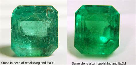 gem enhancement emerald treatment gemstone emerald
