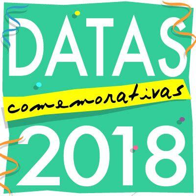 imagenes gratis año 2018 datas comemorativas 2018 com imagens gr 225 tis para voc 234