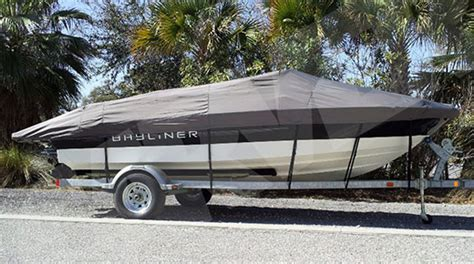 bayliner bowrider boat cover bayliner boat covers bayliner boat canvas replacement