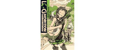 Log Horizon Vol 1 Mamare Touno Light Lite Novel june 2017 releases 187 yatta tachi