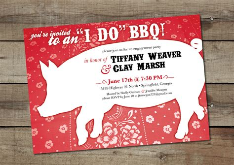 free printable birthday bbq invitations 7 best images of printable barbeque invites free