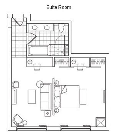 typical hotel floor plan typical hotel room floor plan hotel rooms and suites