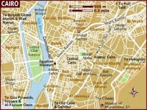 map of cairo