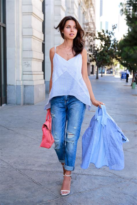 what to war for summer if you are over 50 on pinterest vivaluxury fashion blog by annabelle fleur summer blues