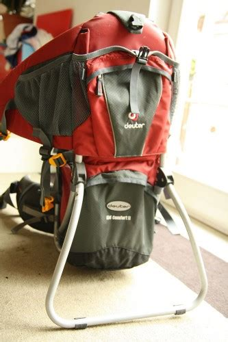 deuter kid comfort ii review extreme babywearing deuter kid comfort 2 review no