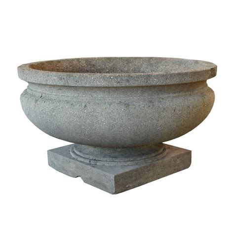 cast stone garden planter for sale at 1stdibs