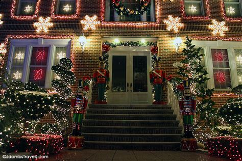 Dyker Heights Lights by S Lights And A Cannoli Luxe
