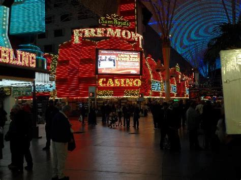 lightshow picture of fremont experience las