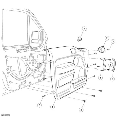 free download parts manuals 2002 nissan pathfinder electronic valve timing service manual diagrams to remove 2010 ford e150 driver door panel ford van e150 e250 e350