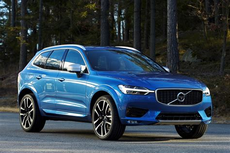 volvo suv 2018 volvo xc60 is the sexiest crossover suv in geneva
