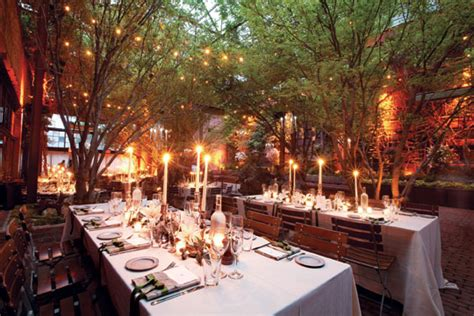 new york wedding guide the reception indoor outdoor reception venues new york magazine - Outdoor Wedding Venues Near Nyc