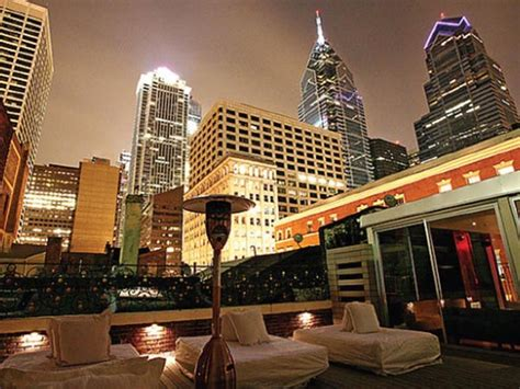 Top Bars Philadelphia best rooftop bars in philly philadelphia