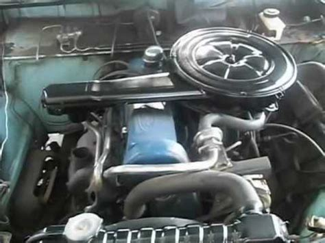 auto manual repair 1987 ford courier engine control 1979 ford courier 2 3 liter automatic cherrybomb exhuast youtube