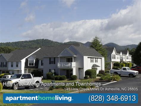 Townhome Apartments Asheville Nc Haw Creek Mews Apartments And Townhomes Asheville Nc