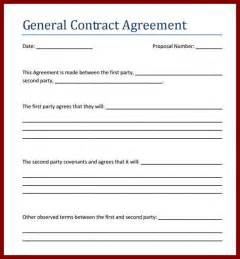 Business Agreement Letter Pdf Doc 407527 Free Business Contract Free Basic Sale Of