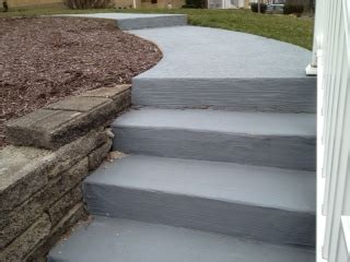paint what can i do about this painted concrete home improvement stack exchange