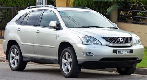 lexus rx 2006 2006 lexus rx 330 information and photos momentcar