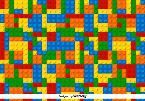 lego background multicolor lego vector pattern free vector