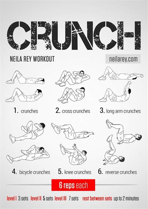 workouts to get a six pack in a week