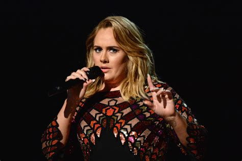 adele we got it all adele reveals she may never tour again in an emotional