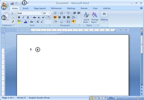layout of microsoft word microsoft office word 2007 171 erm s i t girl zelna ellis