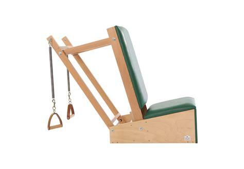 armchair pilates tecnopilates 174 attrezzi ed accessori per il pilates classico wunda chair con